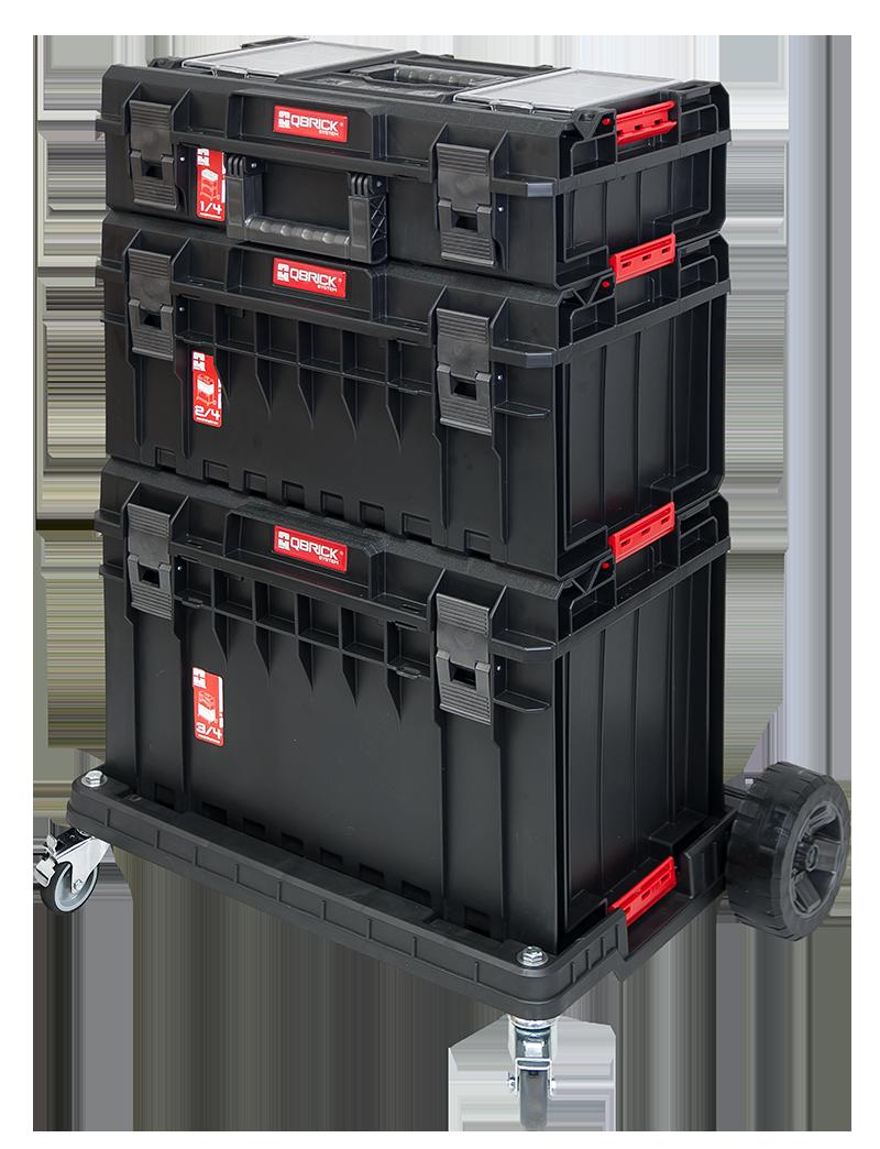 Modular boxes sets